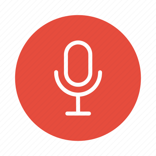 control, mic, microphone, record, sound, voice icon