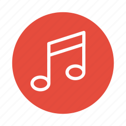 listen, media, music, note, song icon