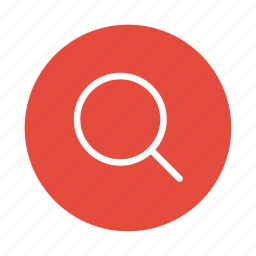 find, finder, look, magnifier, search, view, zoom icon