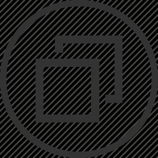 clipboard, copy, document, files icon