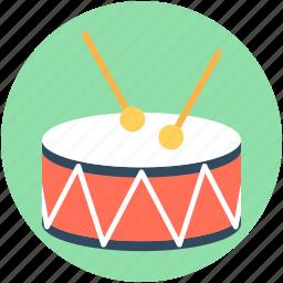 children drum, drum, hand drum, musical instruments, percussion icon