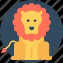 animal, animal show, circus animal, circus lion, performance