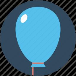balloon, birthday balloon, decoration, party balloon, party decoration icon