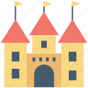 building, fairground, circus, circus house, carnival