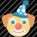 fun, joker, circus, jester, clown