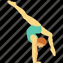 acrobatic dance, gymnastic feat, acrobatic yoga, yoga pose, acrobatic