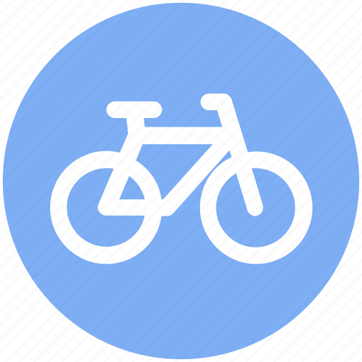 bicycle, bike, circus, cycle, cycling, ride icon