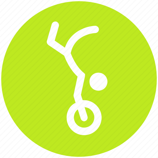 Acrobat, circus, circus master, performance, show icon - Download on Iconfinder