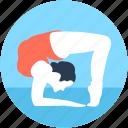 acrobatic, acrobatic dance, acrobatic yoga, gym, yoga pose