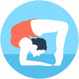 acrobatic, acrobatic dance, acrobatic yoga, gym, yoga pose icon