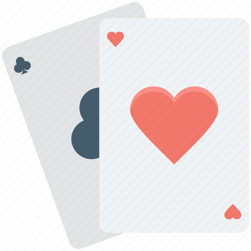 casino cards, club card, heart card, playing cards, poker cards icon