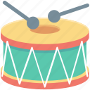 children drum, drum, hand drum, musical instruments, percussion icon