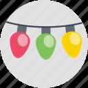bokeh, bulbs, decoration lights, illumination, lights