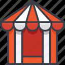 carnival, circus, circus tent, fairground, fun