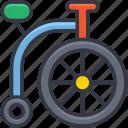 circus cycle, clown bike, clown cycle, monocycle, unicycle