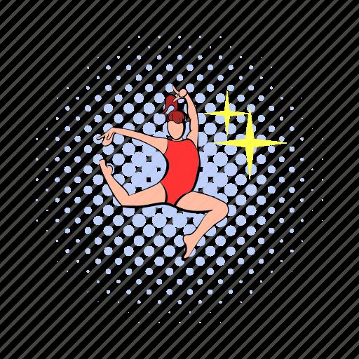 acrobat, acrobatic, actor, aerobic, artiste, circus, comics icon