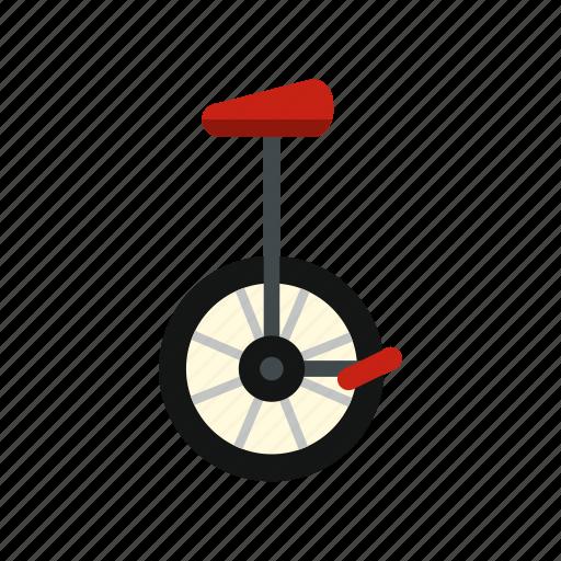 bicycle, bike, pedal, sport, transportation, unicycle, wheel icon