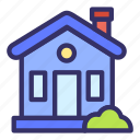 building, city, cityscape, home, house icon