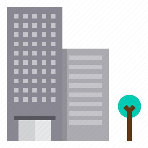 Architecture, building, city, urban icon - Download on Iconfinder