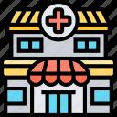 clinic, hospital, health, nursing, center