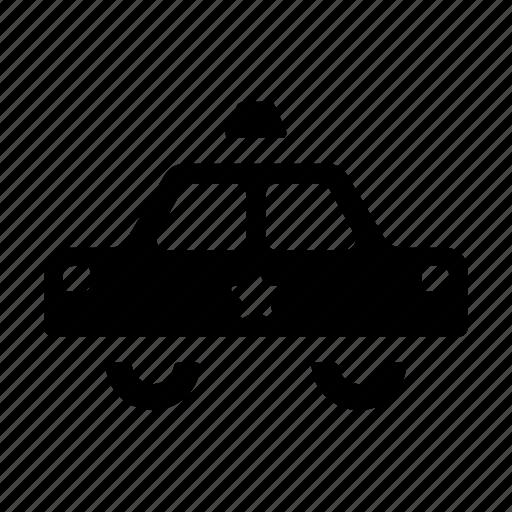 car, cop, emergency, officer, patrol, police, policeman icon