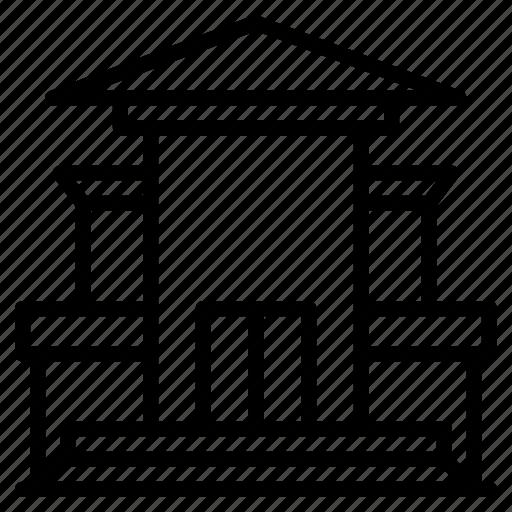 apartment, construction, home, interior, palace, royal, villa icon