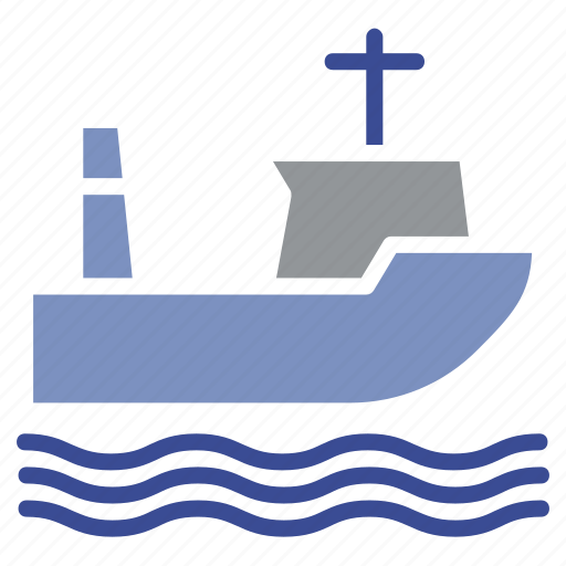 boat, delivery, ocean, sail, sea, shipping icon