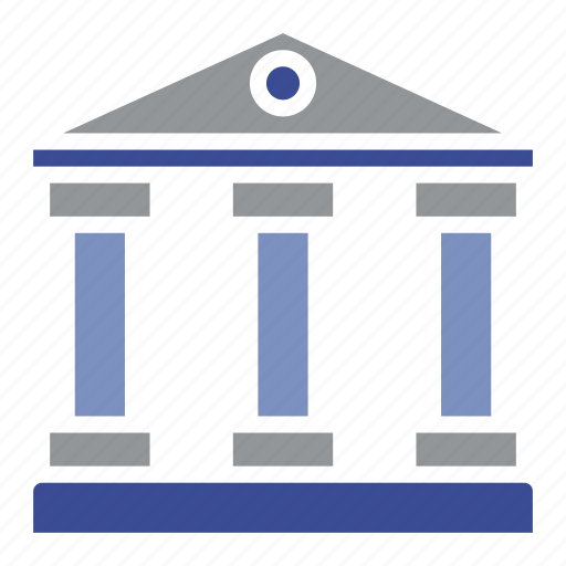 bank, court, crime, project, protect, safe, security icon