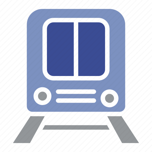 bullet, bus, construction, metro, rail, road, train icon