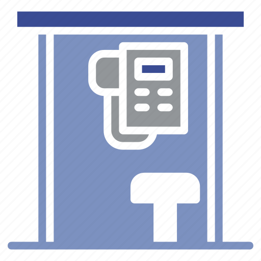 business, call, communication, conversation, internet, telephone, telephone booth icon