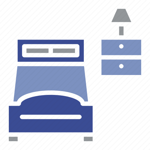 appliance, bed, bedroom, household, households, interior, room icon
