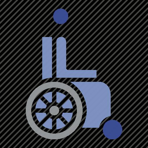 automobile, disable, handicap, male, parking, person, wheel chair icon