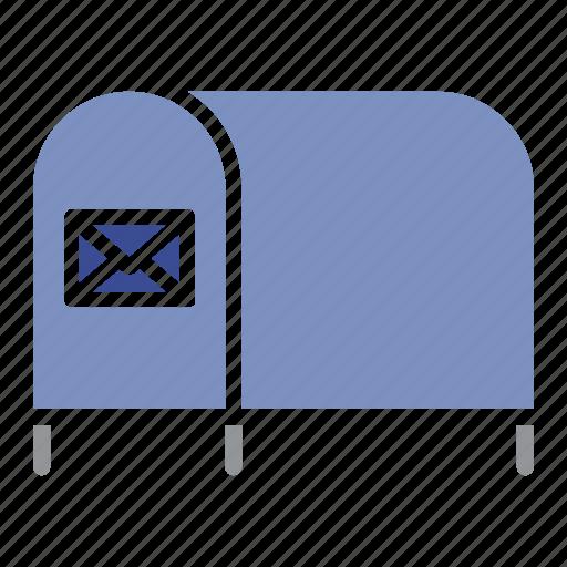 comment, document, letter box, message, mobile, post box, postal icon