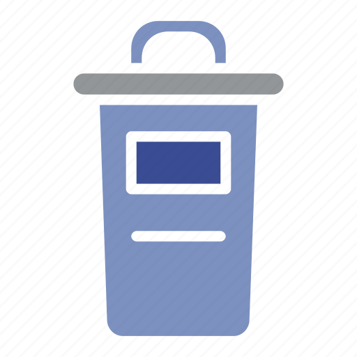 control, document, dustbin, recycle, recycling, remove, rubbish icon