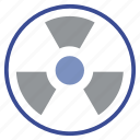 lab, nuclear, physics, plant, radioactive, school, science icon