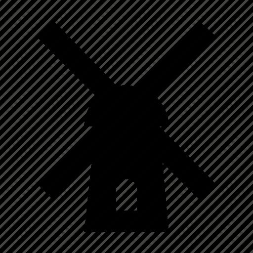 aerogenerator, whirligig, wind generator, wind turbines, windmill icon