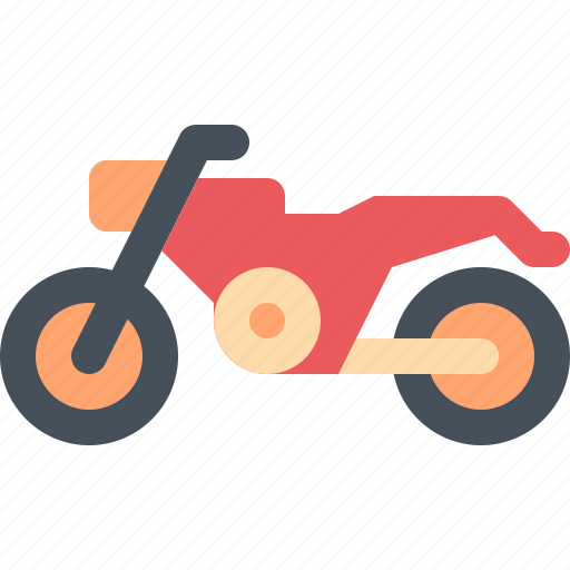 bike, motorcycle, sport, travel, vehicle icon