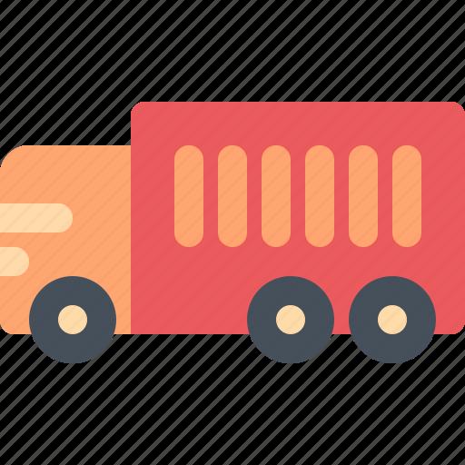 business, car, transportation, travel, truck icon