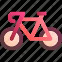bicycle, bike, cycling, travel, vehicle icon