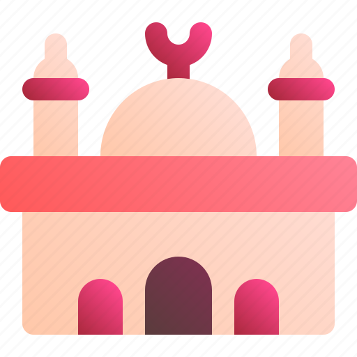 architecture, building, islamic, mosque, pray icon