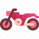 bike, motorcycle, sport, travel, vehicle icon