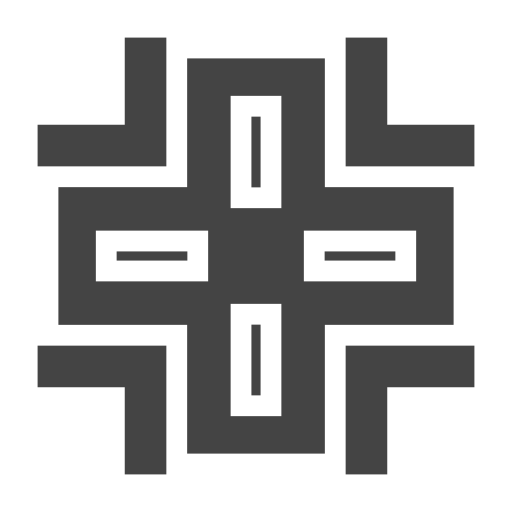 city, cross road, elements, facilities, public, road, town icon
