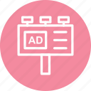 ads, advertising, business, marketing icon
