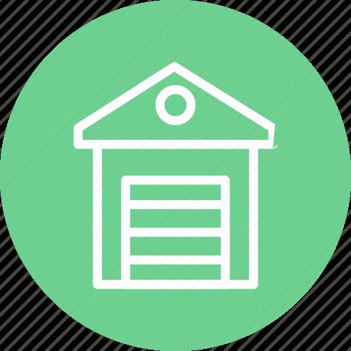 Car, garage, transport, vehicle icon - Download on Iconfinder