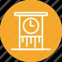 clock, timer, tower, watch