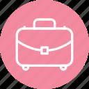 bag, briefcase, luggage, suitcase
