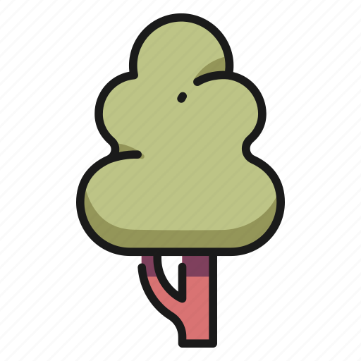 element, garden, nature, plant, tree icon
