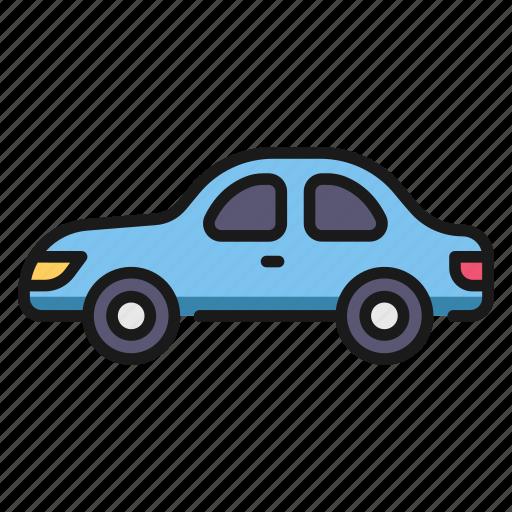 auto, car, drive, transport, vehicle icon