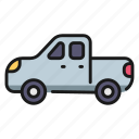 car, drive, pickup, transport, vehicle icon
