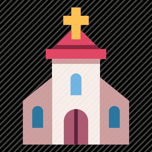 Christian, church, cross, faith, god, religion icon - Download on Iconfinder